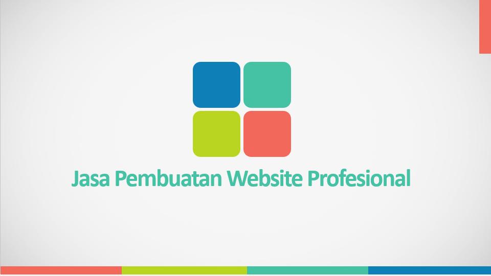 Jasa Pembuatan Website Profesional  Jasa Buat Website Developer Indonesia